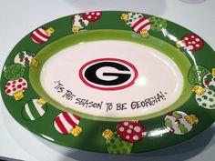 So cute! 'Tis The Season To Be Georgia! Gotta have this.
