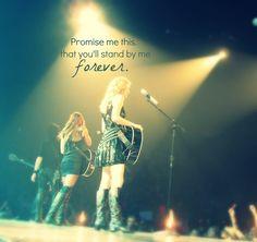 Promise me this....  @ts-lyrics-quotes