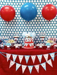 Cooking themed party