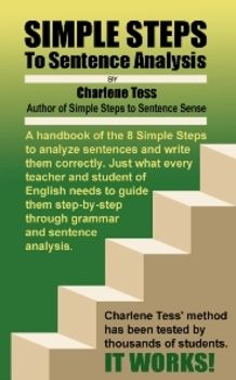 Here's a quick and easy step-by-step way to learn English grammar and sentence analysis.