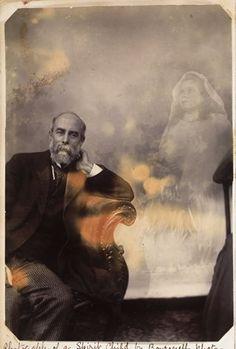 "Dr. William J. Pierce, ""Spirit Photographs"" (1903)"