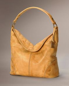 Frye Women's Campus Hobo - Banana
