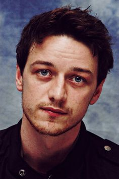 Scottish actor James McAvoy.