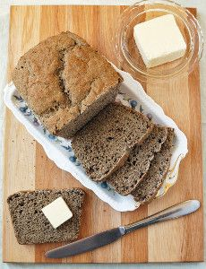 Happy Honey Bread | You'd never guess that this bread is gluten free because it tastes so good. This homemade bread recipe will win over everyone who tries a slice.