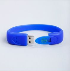 good idea...My-Bands are USB ID wristbands to load all personal medical info in case of emergency.