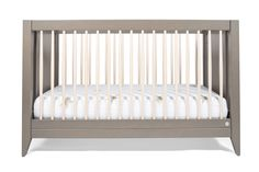 Honest 4-in-1 Convertible Crib with Toddler Rail | Collaboration with Babyletto #nontoxic #baby #sustainable #buyonegiveone