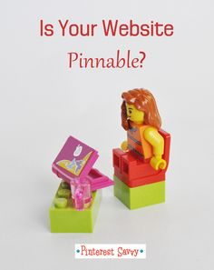 Is Your Website Pinnable?
