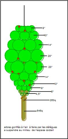 Balloon instructions patterns videos on pinterest 329 pins for Balloon decoration instructions