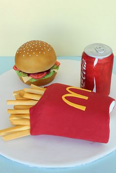 Anyone Hungry? by Sharon Wee Creations, via Flickr