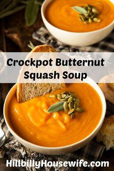 Crockpot Butternut S