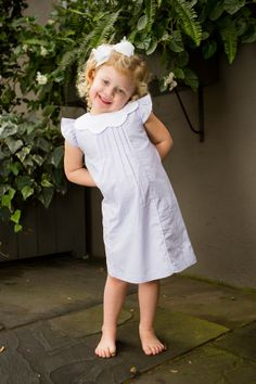 Vintage inspired clothing by Crescent Moon Children.