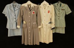 Claire's WWII uniforms