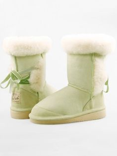 Minty #winter