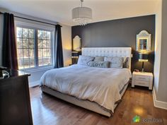 Check out this lovely Master Bedroom in Spencerville #ComFree  #realestate