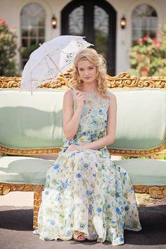 Antebellum Bridal Tea | nicole ryan photography