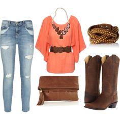 Country Girl Style #7 rebekah