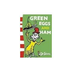 Green eggs and ham. Any Dr Seuss really.