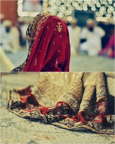 pakistani / indian bride