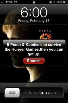 the hunger games!<3