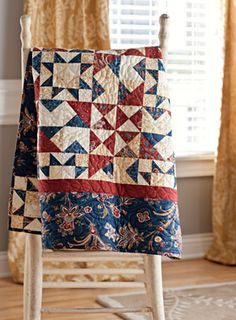 Star Search @Janet Russell-Snider Patchwork & Quilting