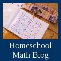 math blog for homeschoolers