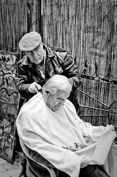 barber | Flickr: Intercambio de fotos