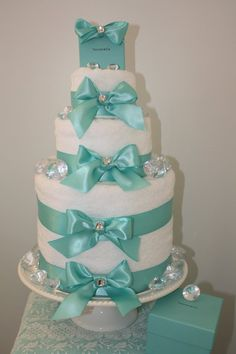 Jacques Couture Cakes - Beautiful towel cakes for all occasions!