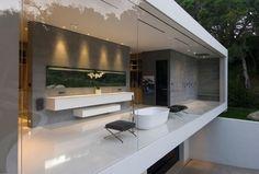 glass pavilion house - steve hermann