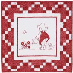 HOW DOES YOUR GARDEN GROW KIT  From our sister company, Keepsake Quilting