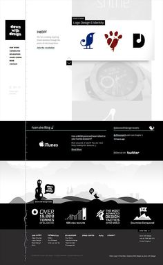 down with design - CoolHomepages Web Design Gallery