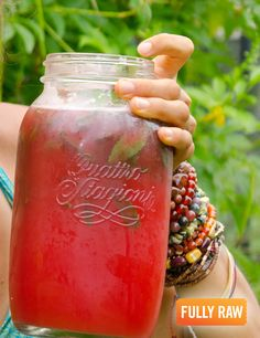 The Watermelon Juice Secret! Pure Goodness in a Jar!   http://youtu.be/Mp2NBdOrHoM