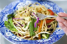 Pioneer Woman Asian Noodle Salad