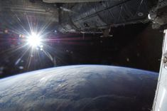 Sun Over Earth's Horizon | NASA