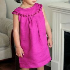 Let your toddler slumber in style when you sew up this free nightie pattern for her. With easy to follow directions, beautiful design, and a comfy fit, the Sweet Dreams Free Nightie pattern is going to be your girl's new favorite pajama piece.