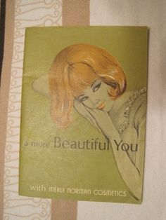 Merle Norman Vintage Make Up Cosmetic Catalog 1966 | eBay