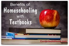 Benefits of Homeschooling with Textbooks