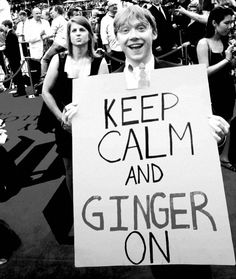 Oh Ron Weasley