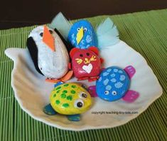 Pet Looking Pet Rocks