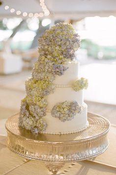 Love This Hydrangea Cake!