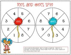 Tens and Ones Spin