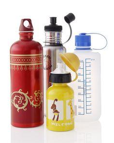 Preventing Bacteria in Water Bottles