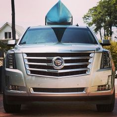 #Escalade - An Iconic Beauty