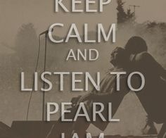pearl jam YES