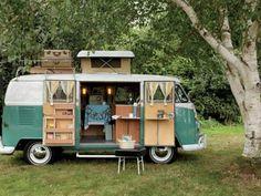 VW caravan