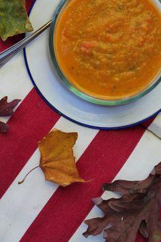 zucchini tomato and sage soup
