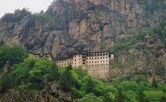 Sumela Monastery - Northeast Turkey