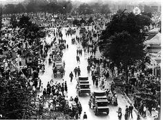 1915 Armoured Cars at the CNE
