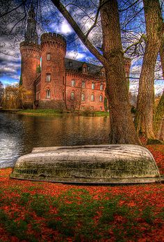 Moyland Castle, North Rhine-Westphalia, Germany