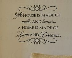 family wall quotes - Google Search