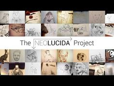 """The NeoLucida Project: """"Inspired by the camera lucida,  a pre-photography optical tool that used prisms to reflect"""" and trace. So cool!"""